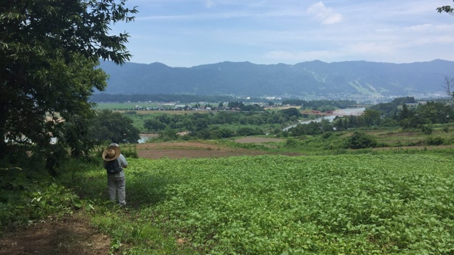 長野プロジェクト:場所を探す