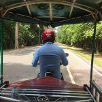 【カンボジア】交通事情、特にトゥクトゥク