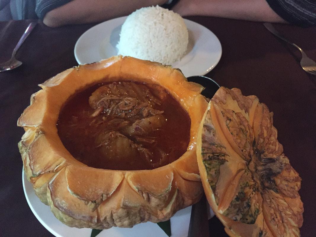 【カンボジア】ご飯!その1